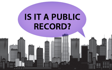 5 is it a public record